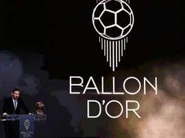 Non ci sarà Pallone D'Oro per la prima volta. AFP