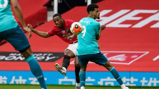 Martial en mode record, Pogba revendicatif. AFP