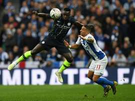 Brighton v Manchester City: Preview and possible line-ups. AFP