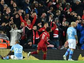 In the Liverpool-Man City game there was a lot of controversy. AFP