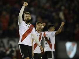 Encore un titre pour River Plate. AFP