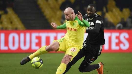 Pallois pourrait atterrir au club espagnol. AFP