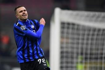 Il Milan fa passi avanti per Ilicic. AFP