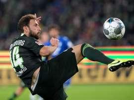 El Wolfsburgo venía de perder sus tres últimos partidos. AFP/Archivo