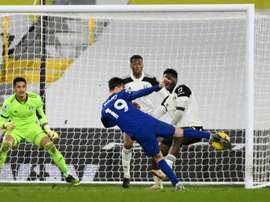 Chelsea s'accroche en gagnant à Fulham. afp