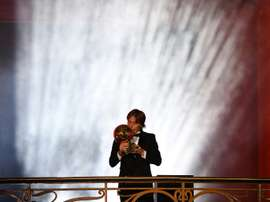 Modric ganó el Balón de Oro de 2018. AFP
