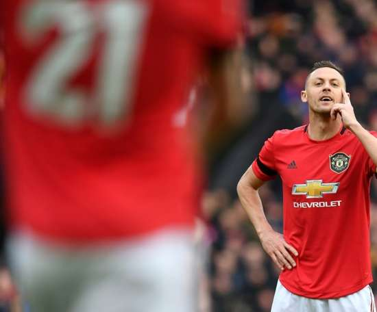 Manchester United e Nemanja Matic prolongaram vínculo por mais três anos. AFP