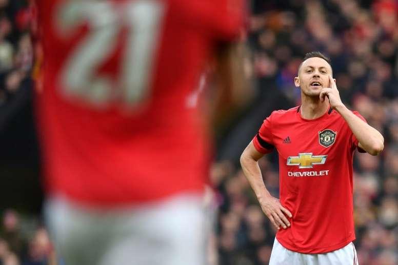 OFFICIEL : Matic prolonge avec Manchester United. AFP
