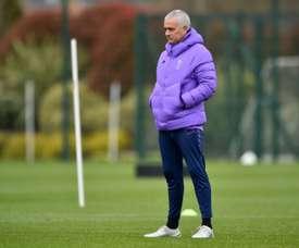 Mourinho vuole cambiare rotta. AFP