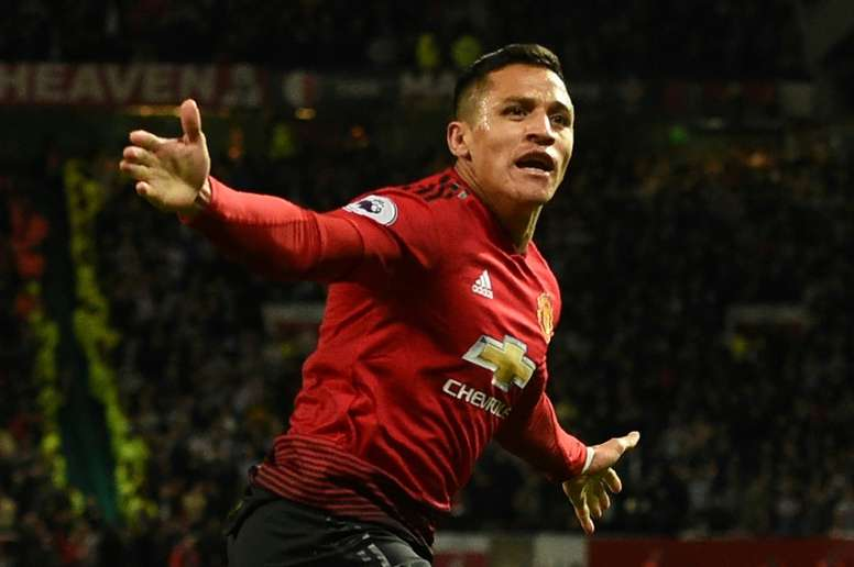 Sanchez hopes his CL dream will come true at Manchester United. AFP