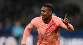 O Milan prepara 50 milhões por Malcom. AFP