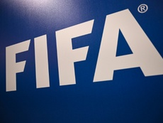 Pressé par la Fifa, l'Irak propose de jouer ses prochains matches en Jordanie. AFP