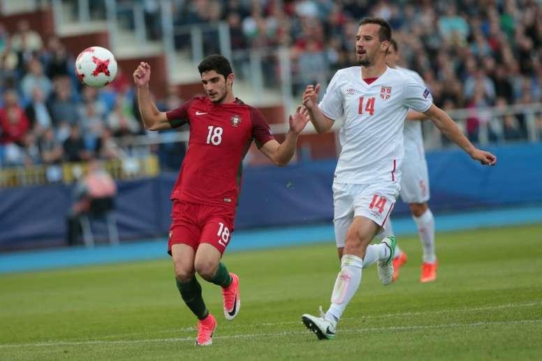 El Córdoba espera que Jovanovic se incorpore este domingo. AFP