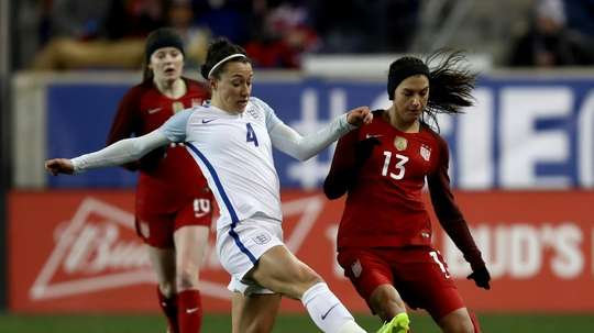 Bronze has said that England will want to come away topping the group. AFP