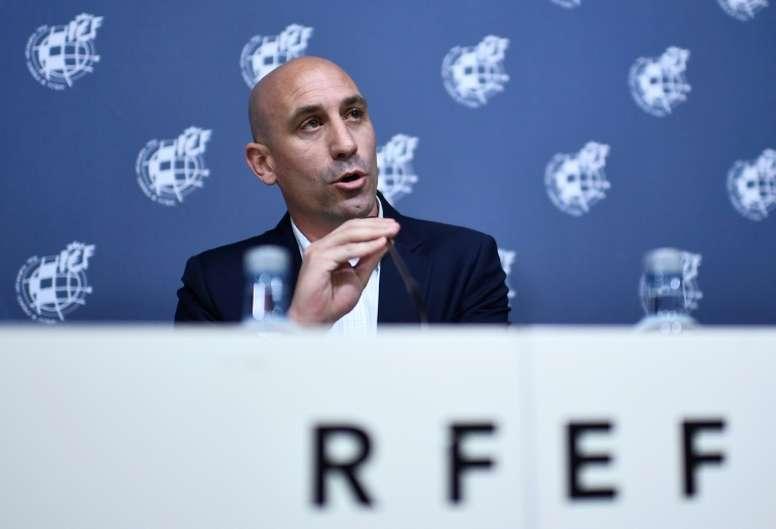 La RFEF ha adjudicado los derechos de la Copa por 80 millones de euros. AFP