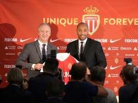 Thierry Henry destacou suas referências. AFP