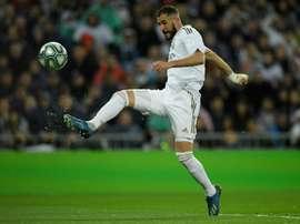 Costa racconta un aneddoto su Benzema. AFP