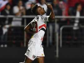 El conjunto brasileño no consigue levantar cabeza. AFP