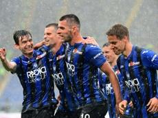 L'Atalanta pourrait jouer la prochaine Ligue des Champions. AFP