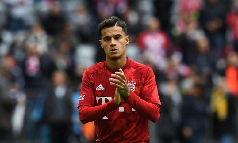 La Bundesliga se rinde ante Coutinho. AFP