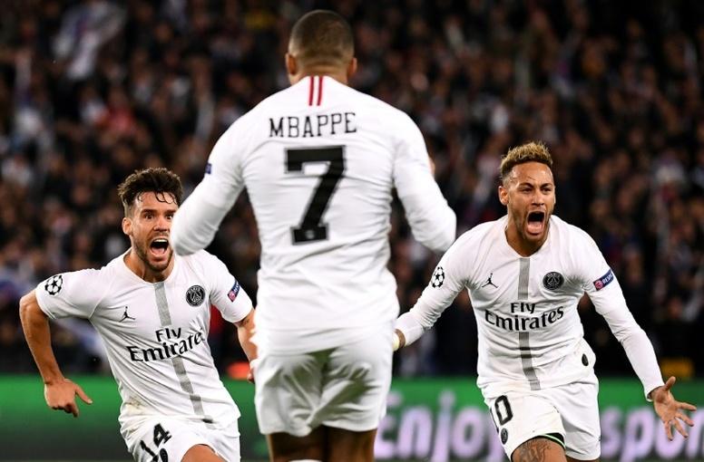 Compos probables Manchester United PSG Ligue des champions huitièmes