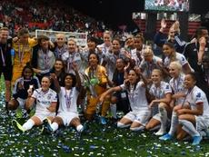 Lyon reçoit le PSG pour un choc record. AFP
