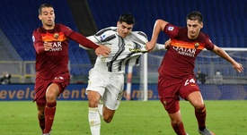 Juventus assured that Morata was always their first choice. AFP