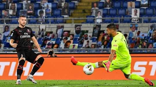Italie: la Lazio laisse filer la Juventus vers le titre