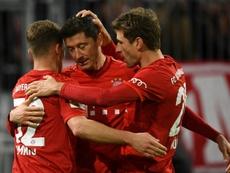 Le Bayern passe en quart et fait élimine Hoffenheim. AFP