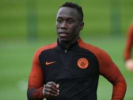 Benevento garantiu a contratação de Sagna . AFP