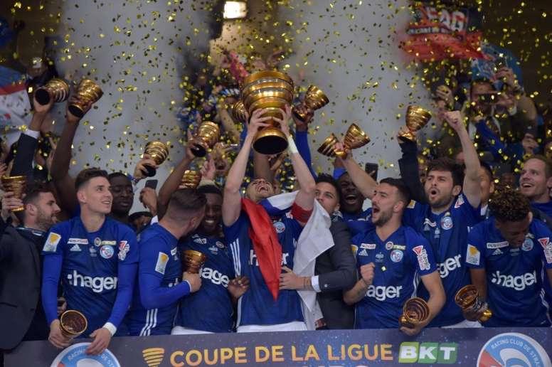 Deux pistes à l'étude pour réformer la Coupe de la Ligue. AFP