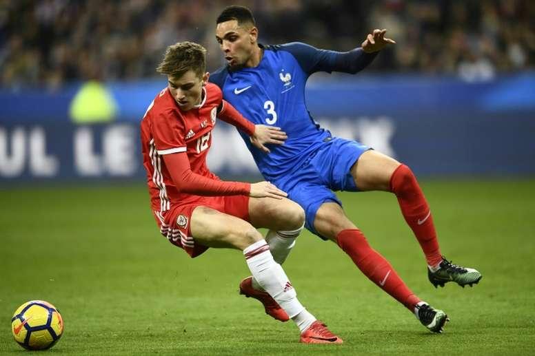 El United insiste en la perla del Bournemouth. AFP
