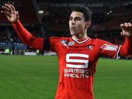Rennes espère commencer de la meilleure des manières en C3. AFP
