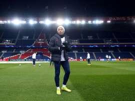 L'Équipe': Mbappé's future is in Paris. AFP