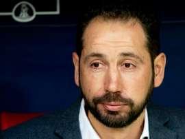 El Alavés se llevó la victoria ante el Valladolid. AFP