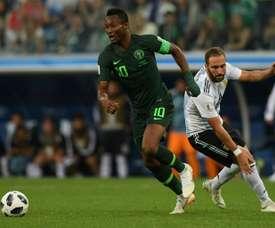 Deux grands clubs brésiliens se battront pour Obi Mikel. AFP