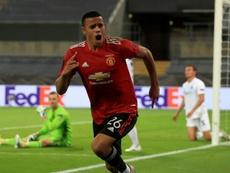 Greenwood sur les traces de Rooney. AFP