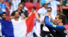 Les Bleus ont remporté la Coupe du monde. AFP