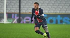 Cafù incorona Neymar. AFP