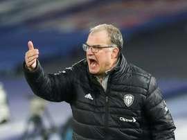 Leeds pense déjà au successeur de Bielsa. AFP