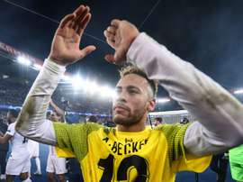 This week will be crucial for Neymar's future. AFP