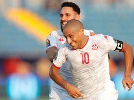Les compos probables du match de CAN entre le Ghana et la Tunisie. AFP
