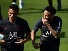 Le retour au pays de Neymar et Cie, choix risqué? AFP