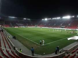 El Slavia de Praga ha perdido ante el Slovan Liberec. AFP/Archivo