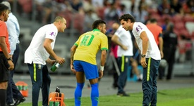 Neymar has become injury prone since making his move to Barcelona in 2013. AFP