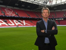 Van der Sar directeur général de l'Ajax jusqu'en 2023. AFP