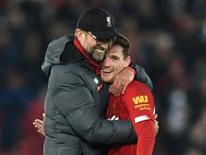 Liverpool finit l'année en beauté, Arsenal déprime. AFP