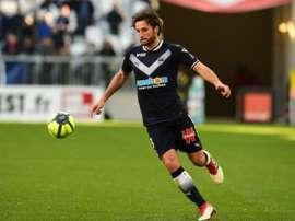 L'Europa League se rapproche pour Bordeaux. AFP