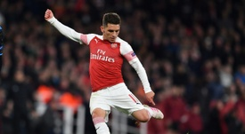 Lucas Torreira could well move to Inter Milan. AFP