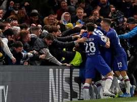 Chelsea await for transfer ban verdict ahead of winter transfer market. AFP